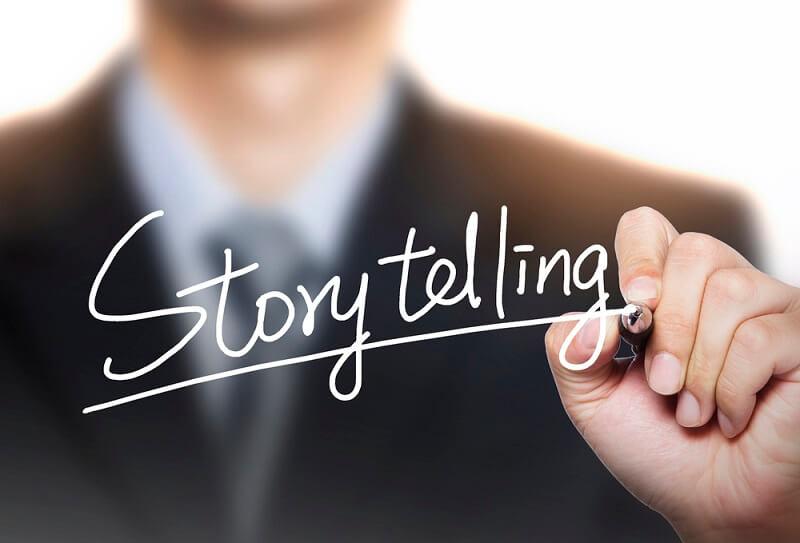 داستان سرایی در بازاریابی چیست