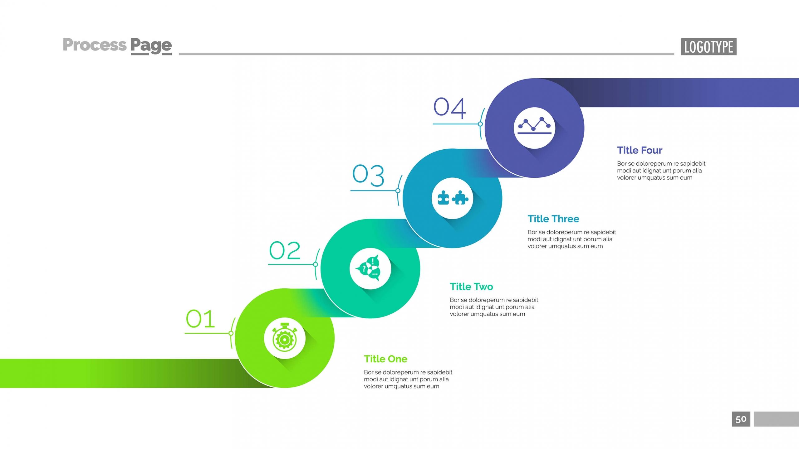 مراحل تولید اینفوگرافیک